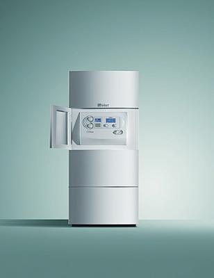 Centrale termice Vaillant ecoCompact VSC cu boiler incorporat- pentru incalzire si acm: 26 kw si 30 kw