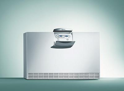 Centrala termica ecoCRAFT exclusive- centrala termica de pardoseala:160 kw, 200 kw, 240 kw, 280 kw